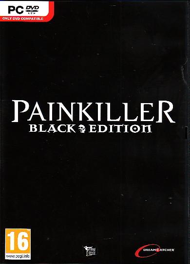 Painkiller black edition скачать